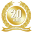 20 Years Badge