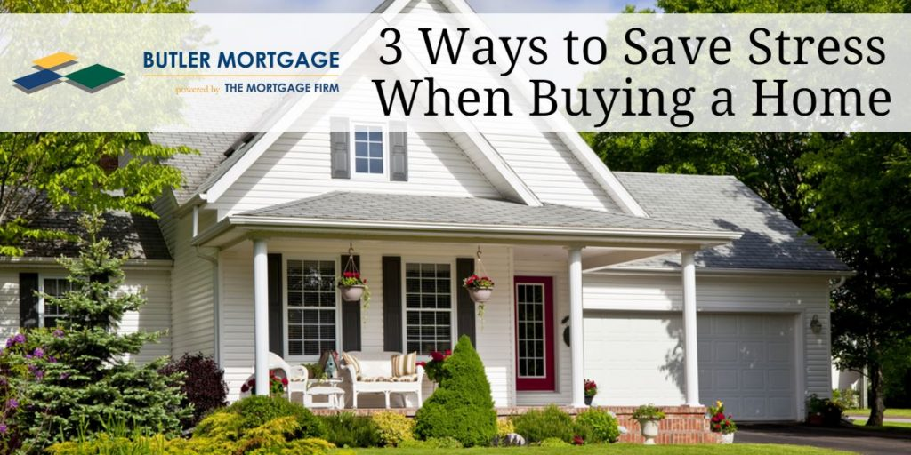 3 Ways to Save Stress When Buying a Home