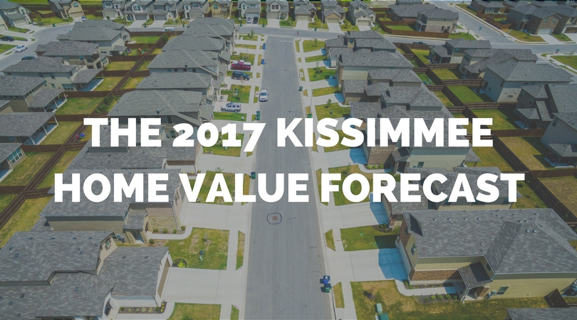 The 2017 Kissimmee Home Value Forecast