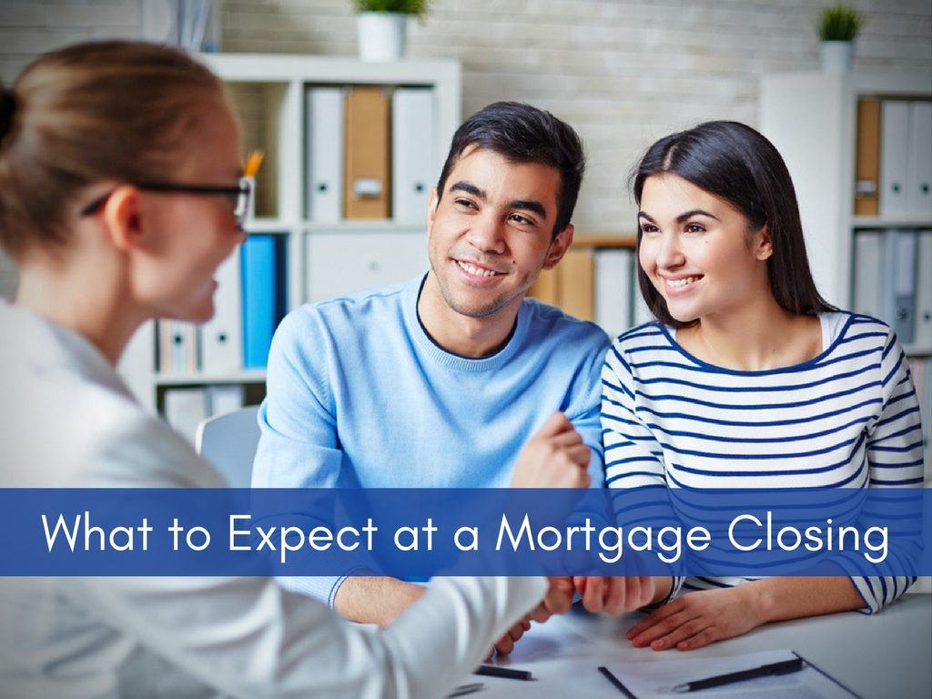 What You Can Expect at a Mortgage Closing