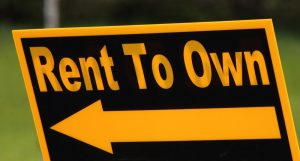 Basics of Rent To Own