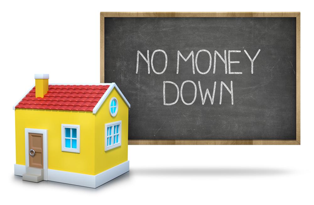 No money down loan