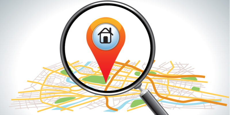 Factors of home location